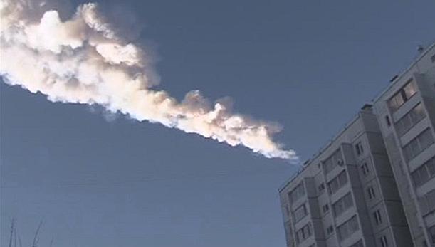 Un meteorito aterroriza Rusia y deja más de 500 heridos